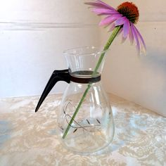 Vintage Coffee Pot by vintagepoetic on Etsy