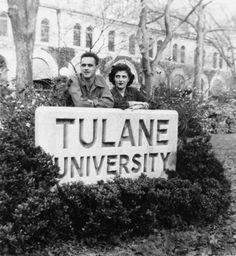 Tulane University. My other home.