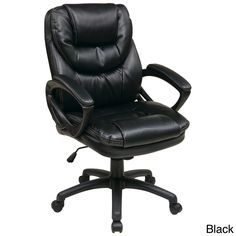 Office Star Products 'Work Smart' High Back Chair