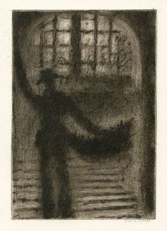 Bohuslav Reynek Schodiště / Stairway suchá jehla / dry point x cm… Art Gallery, Bible, Artwork, Artist, Poet, Painting, Writer, Windows, Biblia