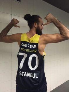 """Luigi """"Gigi"""" Datome #Fenerbahçe #OneTeam"""