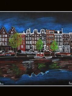 Gracht of Amsterdam