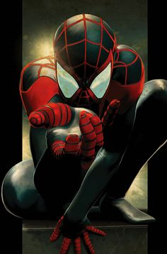 Spider-Man: Miles Morales    Miles is absolutely adorable. I want to cuddle him all the time.