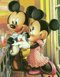 mickey and minnie are the cutest disney couple Disney Mickey Mouse, Mickey Mouse Y Amigos, Mickey And Minnie Love, Mickey Mouse And Friends, Mickey Mouse Wallpaper, Wallpaper Iphone Disney, Images Disney, Disney Pictures, Minnie Mouse Pictures
