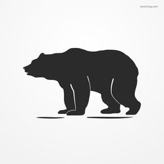 Bear, download free vector, by VectorCopy.com