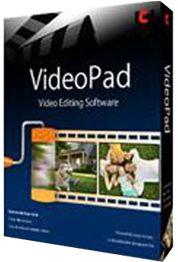 NCH VideoPad Video Editor Pro v3.60