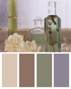 Soothing Colors for Spa | 10 Zen-inspired Color Palettes « BandagedEar.com Blog