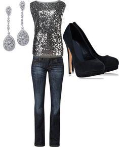 Gorgeous......add a clutch & stilettos! Yes plz