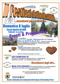 Festival disabilità 8 luglio 2012 - Gravellona Toce