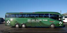 Ireland Rugby, Transportation, Coaching, Deck, Garra, Busses, Album, Trains, Irish