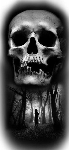 Caveira old scul Skull Tattoo Design, Skull Design, Skull Tattoos, Body Art Tattoos, Sleeve Tattoos, Tattoo Designs, Portrait Tattoos, Skull Girl Tattoo, Gothic Horror