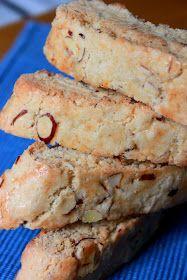 Annie's City Kitchen: Almond Orange Biscotti