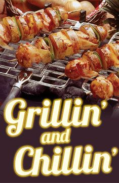 7 recipes for grilling Idaho® potatoes.