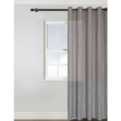 Beautiful curtains are couture for your windows. These sheer eyelet curtains add an extra display of fashion in your home. Beautiful Curtains, Dining Room, Windows, Display, Couture, Home Decor, Fashion, Floor Space, Moda