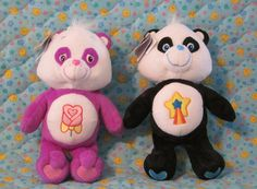 Care Bear Perfect and Polite Pandas!! I MUST HAVE!