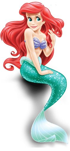 Disney Princess Ariel a. The Little Mermaid