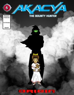 Chapter 6 cover Class Rules, Need Someone, Bounty Hunter, North America, Cover