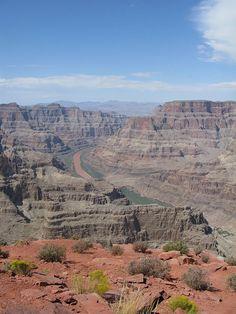 Grand Canyon West Rim Tour - #Arizona #travel #USA