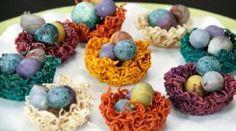 Egg Nests - Steven and Chris