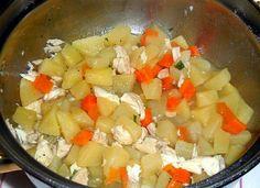 Main dishes for baby  http://erdelyireceptek.com/csirkemell-babaknak/