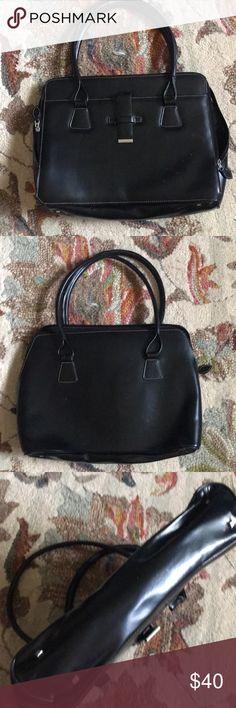 Franklin Covey laptop bag Leather work / laptop  / briefcase bag from Franklin Covey Franklin Covey Bags Laptop Bags