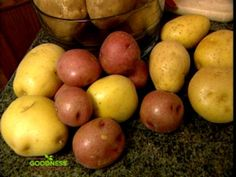 Quick Potato Facts   Potatoes Goodness Unearthed