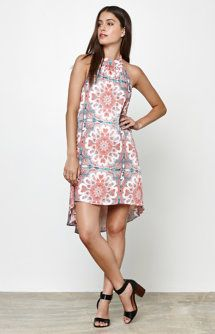 How's The Serenity Swing Dress