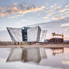 Belfast (Ireland) Titanic Museum. Entered a contest on Classic FM to win a trip for 2 here. Fingers crossed.