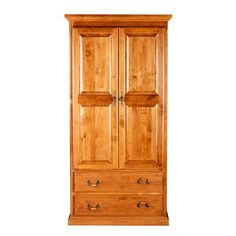 Forest Designs Armoire Finish: Coffee Alder