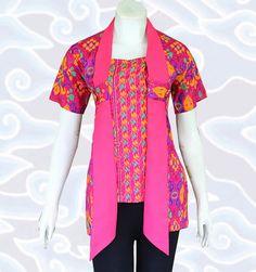 blouse batik bm126 di http://senandung.net/blus-batik-wanita-modern/