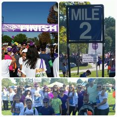 Member Service Rep at our west branch, Jackie, participated in the 2014 Walk to End Alzheimer's with her family in honor of her grandfather, as part of her Miracle Marathon journey to raise money for our local Children's Miracle Network Hospital