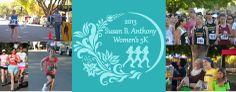 AUG., Sac.: Susan B Anthony Women's 5K.