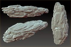 Module Rock on Zbrush - Polycount Forum