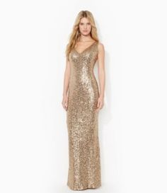 Shop for Lauren Ralph Lauren Sequined Gown at Dillards.com. Visit Dillards.com to find clothing, accessories, shoes, cosmetics & more. The Style of Your Life.