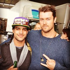 Photo by dgfeuerriegel - Pic shared by Dan of Pana Hema Taylor & him from near the end of WOTD