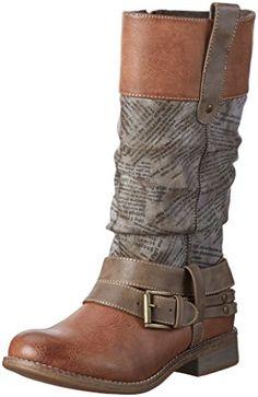 Bottes Femme Marron, Chaussure, Essayer, Projets, Amazone, Link, Hauts, 9689381a113