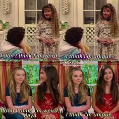 Girl Meets World (2x16) wow I actually just said this XD good one me