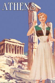 1950s Fashion Tour - Athens No. 2