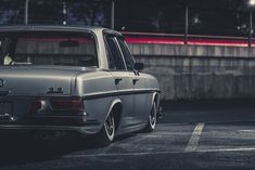 Jimmy Uria's RHD (Right Hand Drive) 1972 Mercedes Benz 280SE