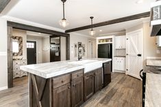 Visit us at Clayton Homes and find out why we're one of America's largest home builders. Modular Home Floor Plans, House Floor Plans, Southern Farmhouse, Rustic Farmhouse, Farmhouse Homes, Farmhouse Style, Farmhouse Remodel, Kitchen Remodel, Kitchen Renovations