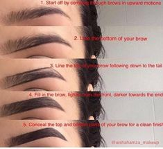 makeup yourself eyebrows - makeup yourself ; makeup yourself how to apply ; makeup yourself beauty tips ; makeup yourself videos ; makeup yourself make up ; makeup yourself eyeshadows ; makeup yourself eyebrows ; makeup yourself hair colors Eyebrow Makeup Tips, Makeup 101, Makeup Guide, Eyebrow Pencil, Skin Makeup, Beauty Makeup, Makeup Looks, Eyebrow Tinting, Makeup Eyebrows