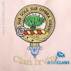Clan Irvine Custom E