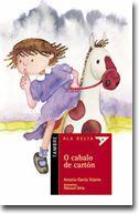 O cabalo de cartón-García Teijeiro, Antonio- Tambre- 1º ciclo // 8g-N vermello