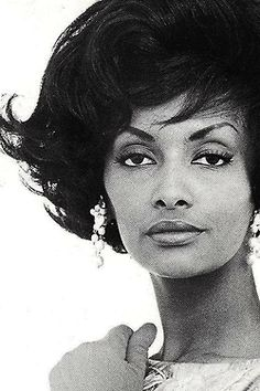 First African American fashion model Helen Williams '60's via: Vintagegal: Archive