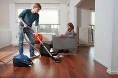 The cleaning process is required for both domestic and commercial sectors. The sweeping and mopping of floors is must where the human traffic is very high like offices, malls, schools, restaurants, hotels and hospital. You just call in a professional cleaning company and let them do this work.