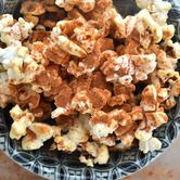Healthy Coconut Cinnamon Popcorn Recipe for Your Movie Night (Just 5 Ingredients!): Vitamin G: glamour.com