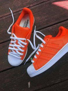 Orange adidas Shoes World, Orange Crush, Adidas Gazelle, Adidas Sneakers, Footwear, Boots, Kicks, Walking, Fashion