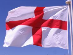 George's Cross of England England National Flag, Pictures Of Flags, New Zealand Flag, George Cross, St George's, Saint George, Banners, Tattoo Designs, Sketch