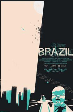 Brazil (1985) - Trilogía de la Imaginación