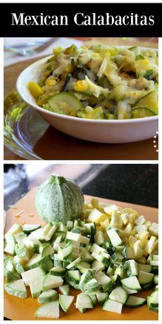 Calabacitas Mexican Squash CeceliasGoodStuff.com Good Food for Good People